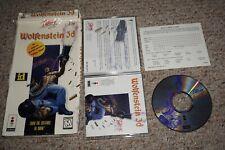 Wolfenstein 3d 3-d (Panasonic 3do) Complete in Box