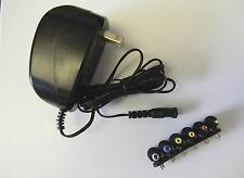 DYNEX Universal Adapter - DX-AC500 500mA Universal AC Adapter