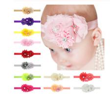 Fascia per capelli bimba neonata/Fascia elegante per bambina/Cerchietto neonata