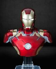 Marvel Studio Avengers Ironman MK43 Bust 1:1 Bluetooth Hi-Fi Speaker System