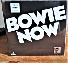 DAVID BOWIE NOW WHITE VINYL LP RECORD STORE DAY 2018 WAS £24.99 NOW ONLY £20.00!