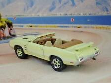 1972 72 Oldsmobile Cutlass 442 Special Edition Convertible 1/64 Scale Ltd Edit O
