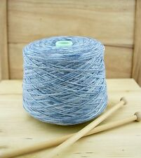 Storm 100% Italian Cashmere  Yarn Crochet & Knitting