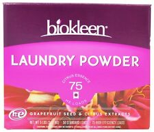Biokleen - Laundry Powder Grapefruit Seed & Orange Peel Extract - 5 lbs.
