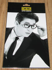 SUPER JUNIOR M SWING HENRY PHOTOCARD TYPE A SM POP UP STORE OFFICIAL GOODS NEW