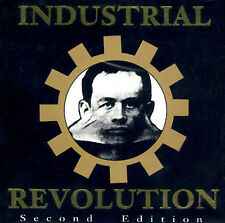 Industrial Revolution Second Edition Double CD Various Artists RARE!