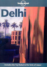 Delhi (Lonely Planet City Guides), Finlay, Hugh & Plunkett, Richard, Used; Good