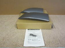 04 - 06 MAZDA 3 5DR HATCHBACK NEW OEM REAR AERO FLARES GREY BN8FV4930-01 #2703