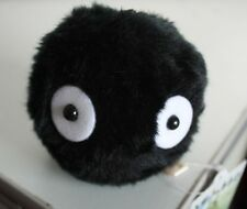 3.5inch Doll My Neighbor Totoro Ghibli Soot Sprite Black Dust Plush Toys