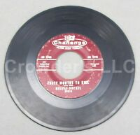 """Huelyn Duvall Challenge Records 7"""" 45 RPM Little Boy Blue/Three Months to Kill"""