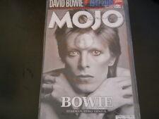 David Bowie - Mojo Magazine 2016