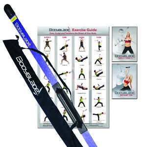 Bodyblade Classic Kit Plus - Purple - New, Open Box Item