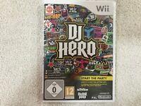 Dj Hero Wii Neuf Nintendo Pal Espagnol Français Italien Allemand Originale Mixes