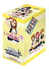 English Weiss Schwarz Love Live! DX Booster Box 20ct SEALED!!