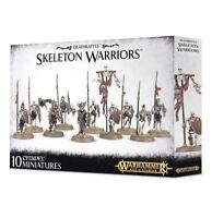 Deathrattle Skeleton Warriors - Warhammer Age of Sigmar - Brand New! 91-06
