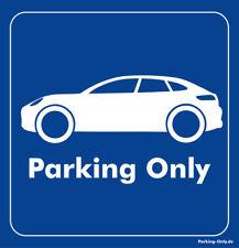 Parking Only - Porsche Macan - Aufkleber