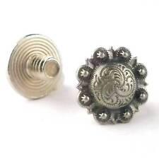"""Chicago Screws Antique Silver 3/16"""" 10 Pack 3306-06 Screw Post Stecksstore"""