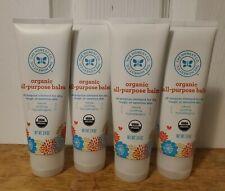 (4) The Honest Company Organic All-Purpose Balm 3.4oz ~ Sealed