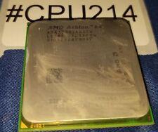 #CPU214 - AMD Athlon 64 3200+ ADA3200IAA4CW 2GHz Socket Type AM2 CPU - USED
