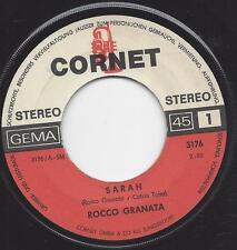 Rocco Granata : Sarah + Arrivederci heisst auf Wiedersehn