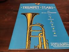 Trumpet Stars Set 2 Book Cd Pack Rubank Solo Collection Book and Cd 004470001