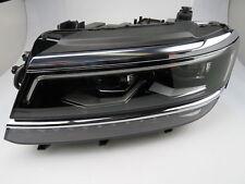OEM Headlights Left Side Full LED VW TIGUAN RHD UK 5nc941081a