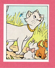 Aristocats Duchess & Marie Walt Disney Panini Sticker Italy