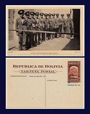 SOUTH AMERICA BOLIVIA LA PAZ SERVICIO POSTAL GRUPO DE CARTEROS 15 CENTAVOS