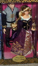 Briar Rose and Prince Phillip Doll Set Disney Fairytale Designer Collection NRFB