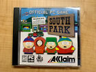 South Park Official Pc Computer Game Acclaim 1999 Cd-rom