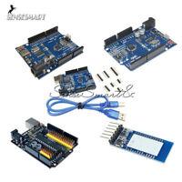 ATmega328P CH340G Arduino UNO R3 Board HC-05 06 Bluetooth Module DIY W/Cable