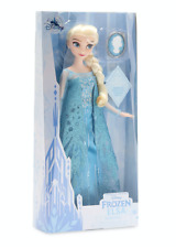Disney Frozen Classic Doll with Pendant Elsa New with Box