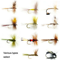 Aventik 6pcs May Flies Dry Trout Fly Fishing Flies Assortment super sturdy Flies