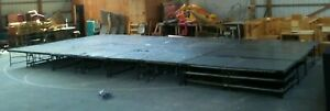 Sico 4X8  PLATFORM PORTABLE STAGE s RISERS -CAN SHIP at your expense!