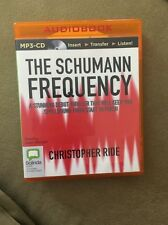 The Schumann Frequency by Christopher Ride (2015, 2 MP3-CD, Unabridged)