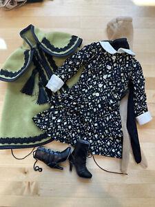 "A Bit Foggy outfit only 16"" Ellowyne Wilde Tonner Amber Lizette Mint No Box"