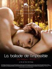 Affiche 120x160cm LA BALLADE DE L'IMPOSSIBLE /NORWEGIAN WOOD / NORUWEI NO MORI