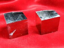 Natural Pyrite Cube Set - FREE Shipping, FAST Delivery, US Seller, Great Value