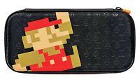 PDP Nintendo Switch Slim Travel Case - Retro Mario Edition. Pouch. -NEW-