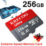 64GB 128GB 256GB Micro Memory Card Class10 Fast Flash TF Camera&Phone&Car