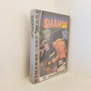 Shamus (Sealed), Synapse Software, Commodore 64 Cassette