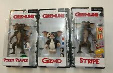 NECA Gremlins Figures Gizmo Stripe Poker Player Reel Toys BRAND NEW