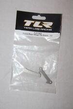TEAM LOSI RACING - Front/Rear Hinge Pin Brace: 22 - TLR1065