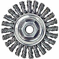 WEILER 94105 Knot Wire Wheel Wire Brush Stem 3-1//4