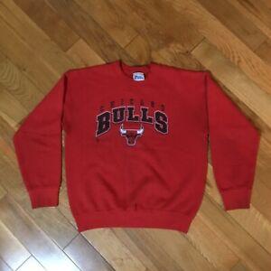 Chicago Jordan 23 Sport Crewneck Sweater Bulls Promo Vintage T Shirt 90s Rap