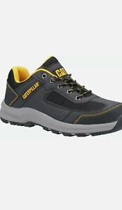 Caterpillar CAT Elmore ST S1P grey steel toe/work safety trainer shoes(size 11uk