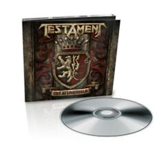 Testament - Live at Eindhoven 87 - New Ltd Digipak CD - Pre Order - 26th January