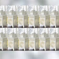 13 Lot White Moroccan Marrakech Lantern Candle Holder Wedding Centerpieces