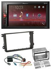Pioneer 2DIN MP3 AUX USB Bluetooth Autoradio für VW Caddy Golf 5 6 Jetta ab 2003