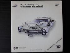 DE VIBROLUXE - Cracq Magic International - Promo - CD